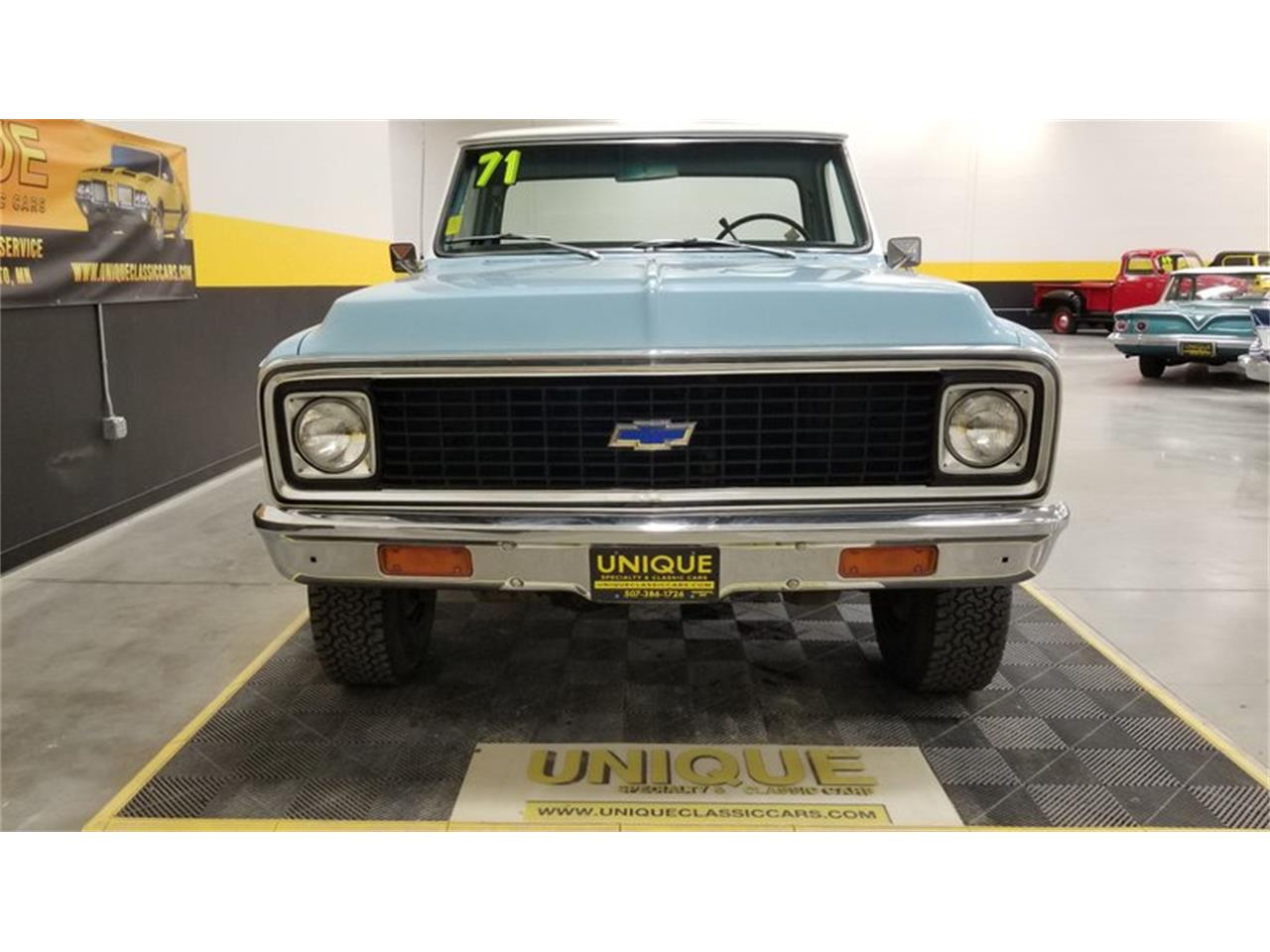 1971 Chevrolet K-10 (CC-1345487) for sale in Mankato, Minnesota