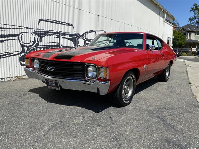 1972 Chevrolet Chevelle (CC-1345489) for sale in Fairfield, California