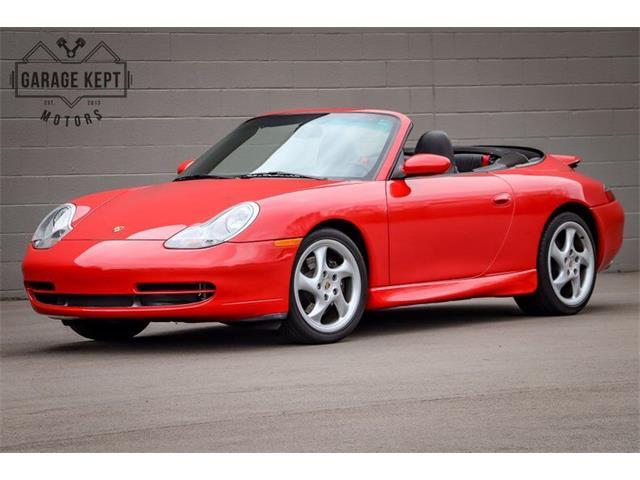 2001 Porsche 911 (CC-1345506) for sale in Grand Rapids, Michigan