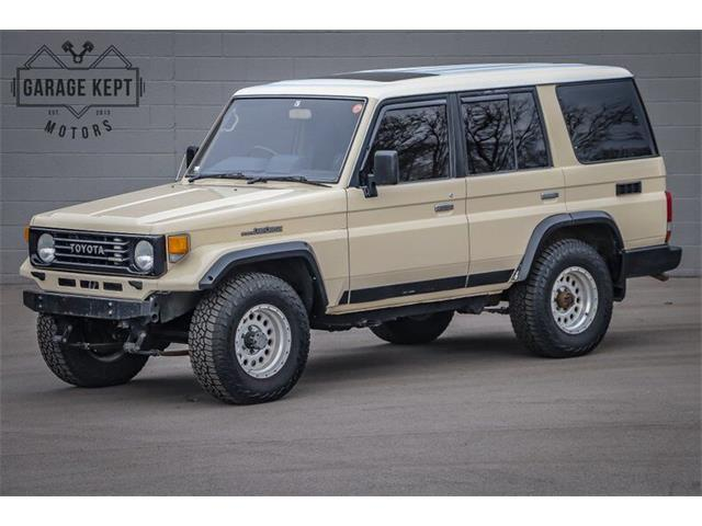 1992 Toyota Land Cruiser FJ (CC-1345514) for sale in Grand Rapids, Michigan