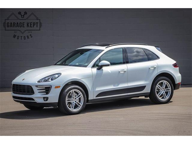 2016 Porsche Macan (CC-1345516) for sale in Grand Rapids, Michigan