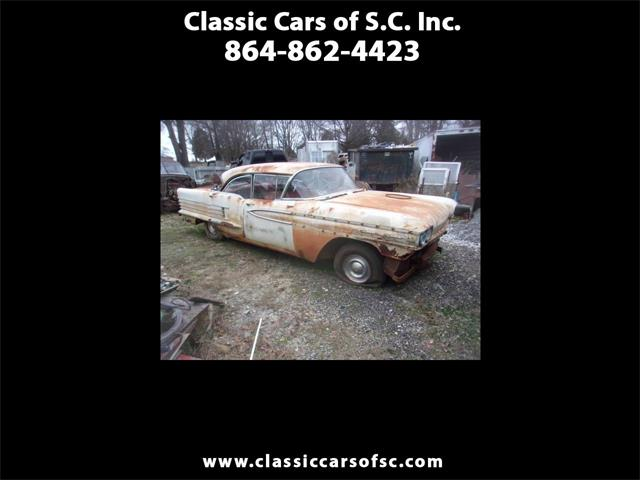 1958 Oldsmobile 88 (CC-1345531) for sale in Gray Court, South Carolina