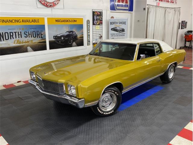 1971 Chevrolet Monte Carlo (CC-1345536) for sale in Mundelein, Illinois