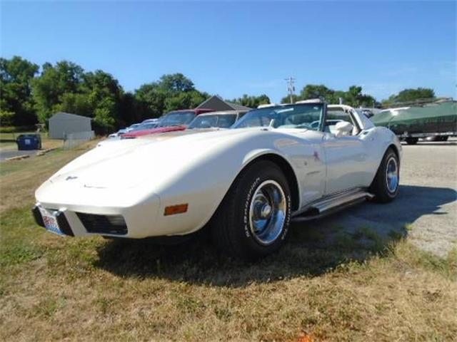 1977 Chevrolet Corvette (CC-1345556) for sale in Cadillac, Michigan