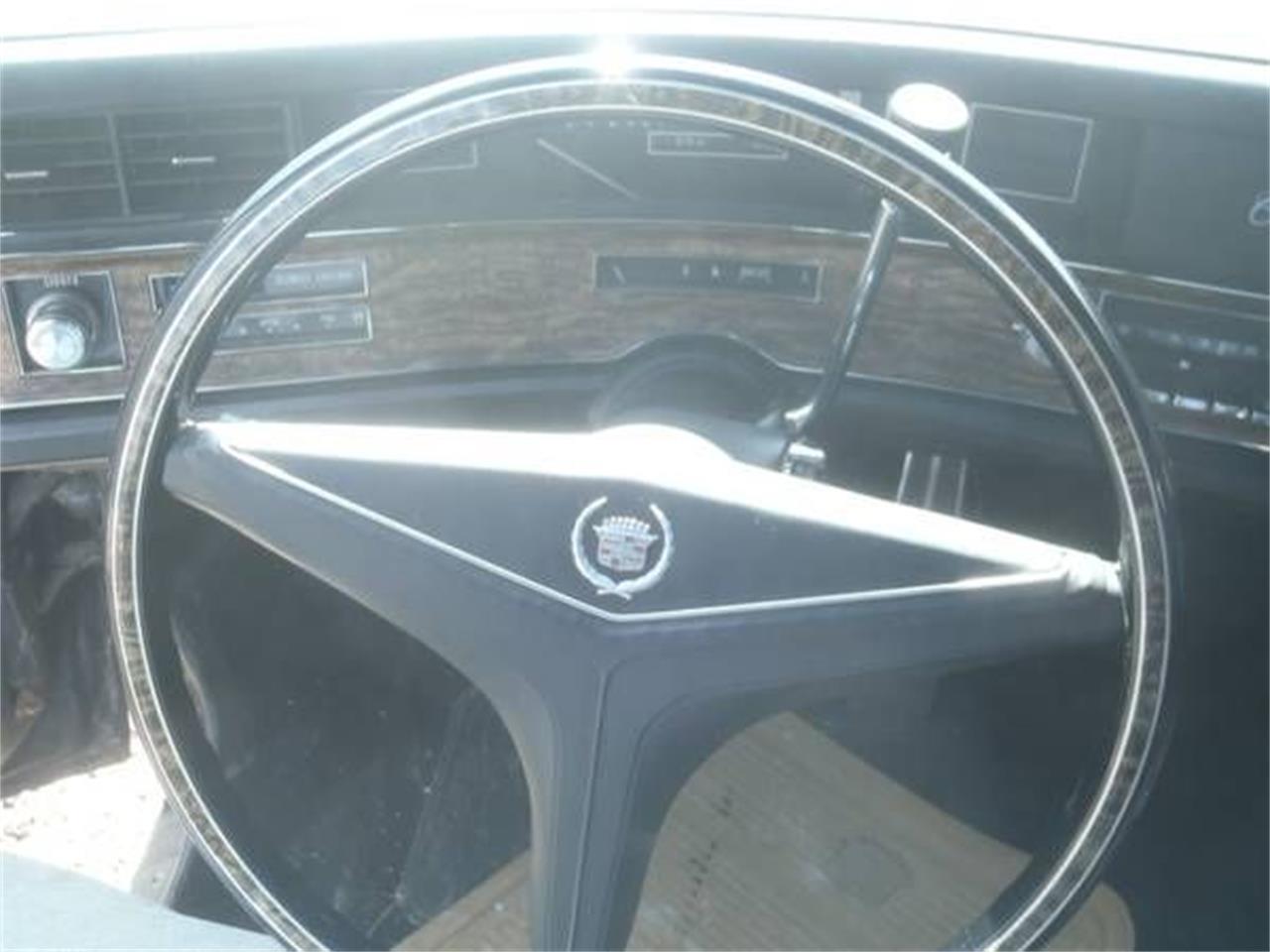 1971 Cadillac Fleetwood (CC-1345557) for sale in Cadillac, Michigan