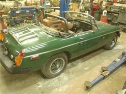 1976 MG MGB (CC-1345558) for sale in Cadillac, Michigan