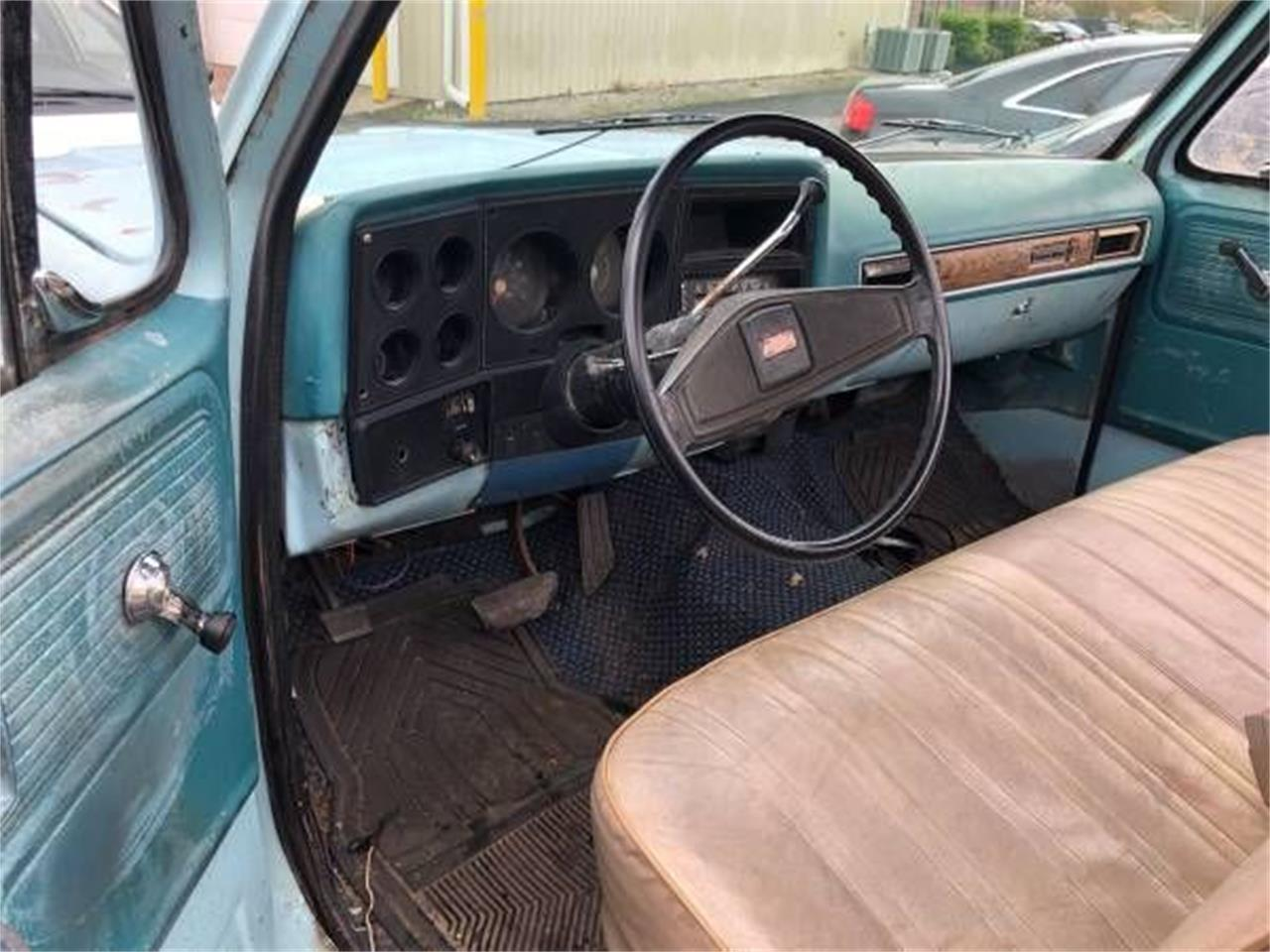 1977 Chevrolet Pickup (CC-1345563) for sale in Cadillac, Michigan