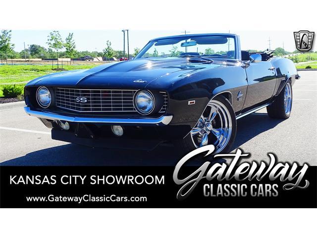 1969 Chevrolet Camaro SS (CC-1345565) for sale in O'Fallon, Illinois