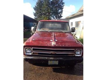 1967 Chevrolet C20 (CC-1345578) for sale in Cadillac, Michigan