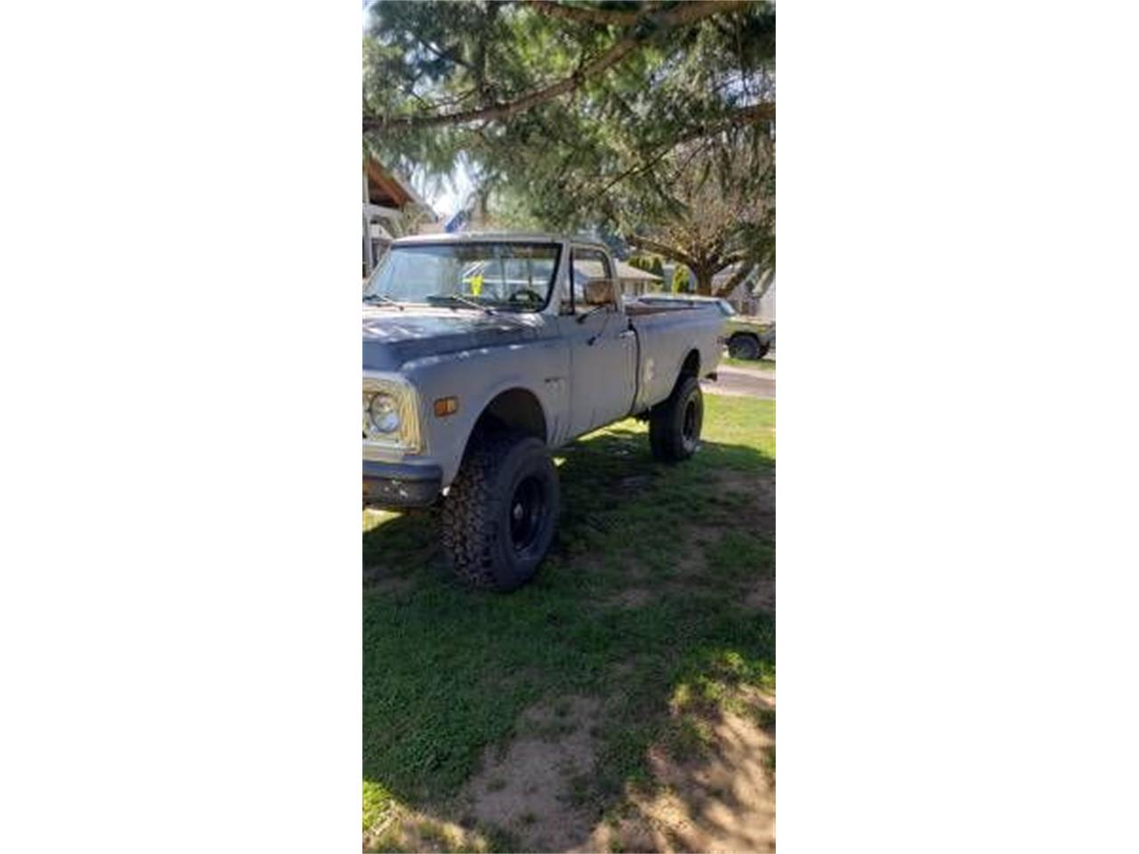 1972 Chevrolet C20 (CC-1345579) for sale in Cadillac, Michigan