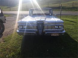1959 Edsel Sedan (CC-1345582) for sale in Cadillac, Michigan