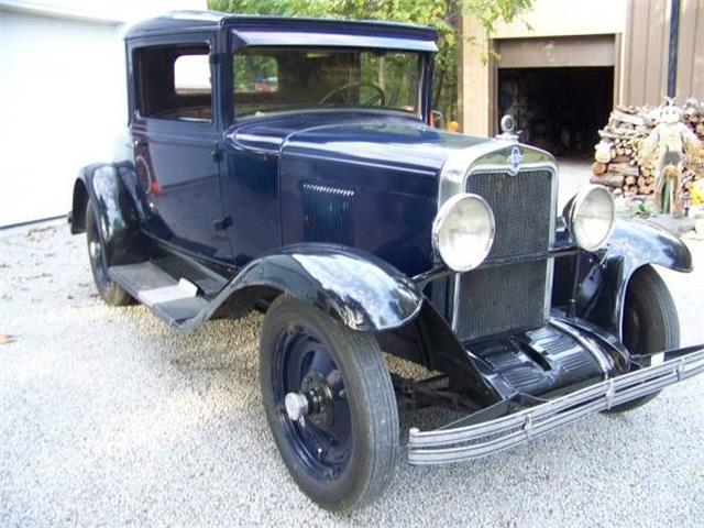1929 Chevrolet Coupe (CC-1345583) for sale in Cadillac, Michigan
