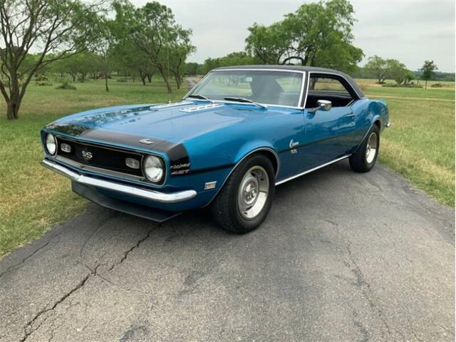 1968 Chevrolet Camaro (CC-1345586) for sale in Fredericksburg, Texas