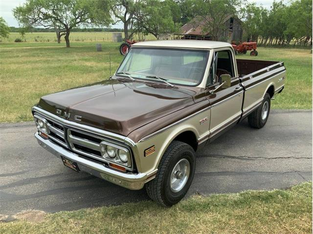 1972 GMC Sierra Grande (CC-1345588) for sale in Fredericksburg, Texas