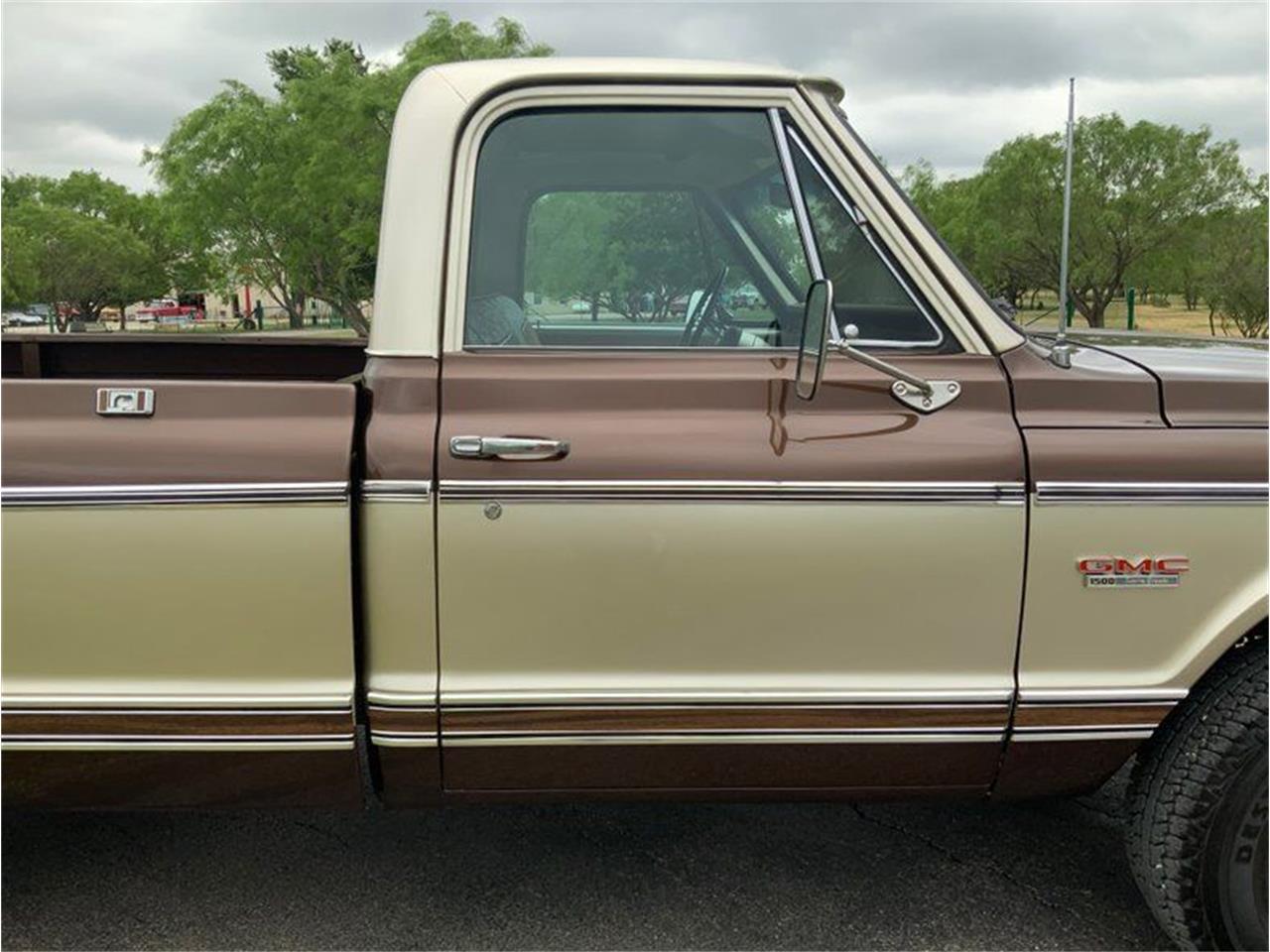 1972 GMC Sierra Grande (CC-1345588) for sale in Fredericksburg, Texas