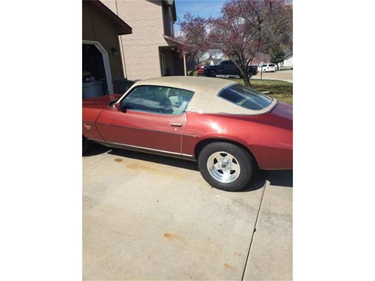 1973 Chevrolet Camaro (CC-1345592) for sale in Cadillac, Michigan