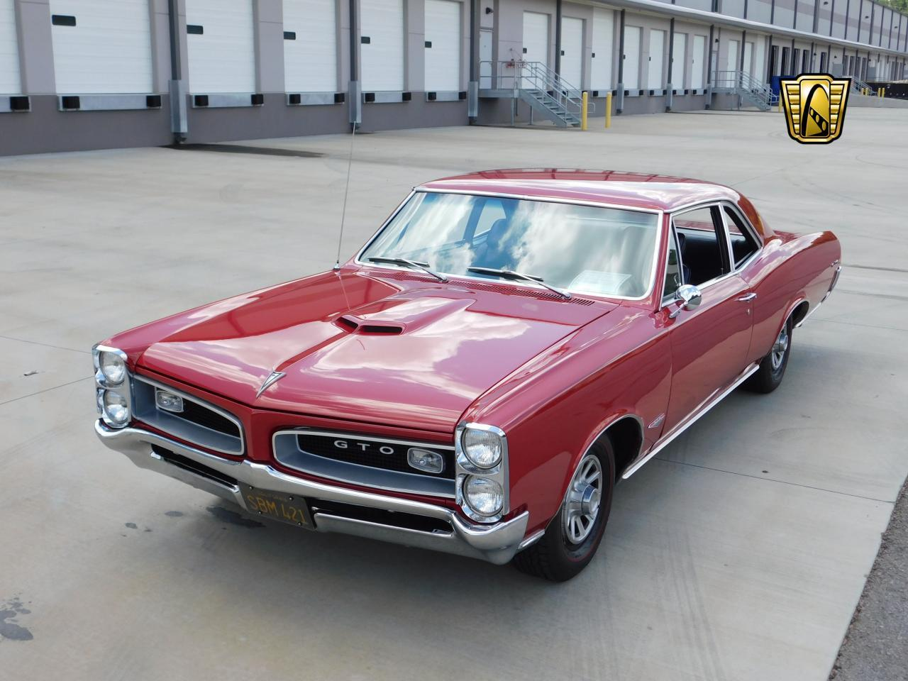 1966 Pontiac GTO (CC-1340563) for sale in O'Fallon, Illinois