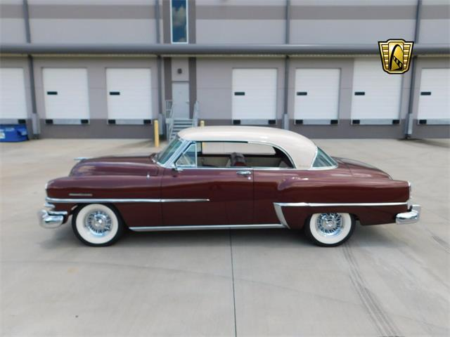 1953 Chrysler New Yorker (CC-1340564) for sale in O'Fallon, Illinois