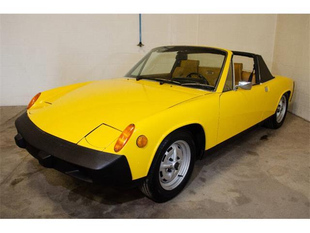 1976 Porsche 914 (CC-1345648) for sale in St Louis, Missouri