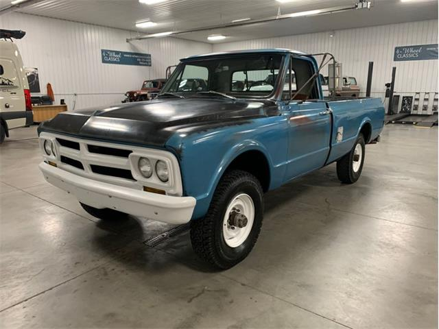 1967 GMC 2500 (CC-1345684) for sale in Holland , Michigan