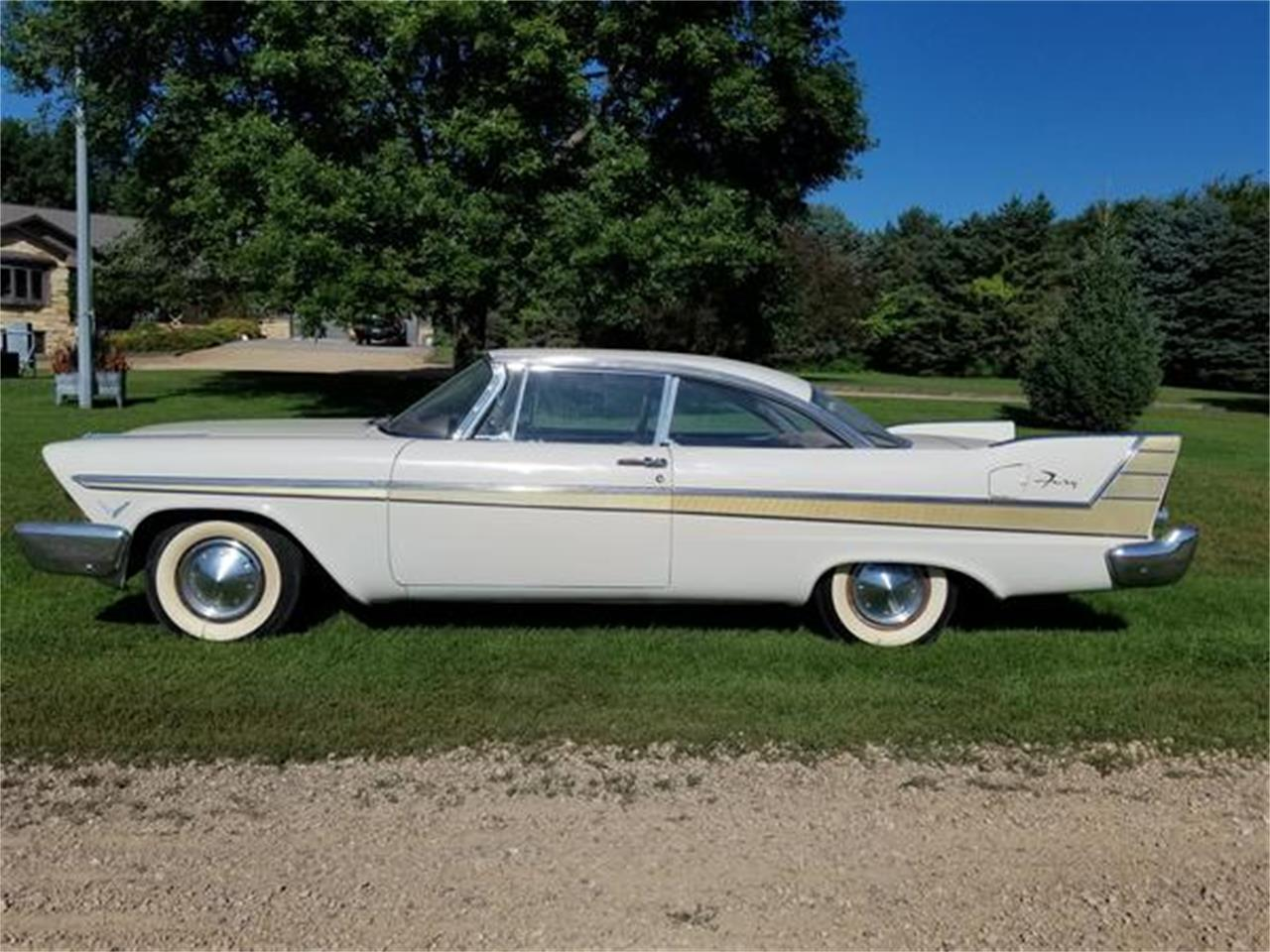 1957 Plymouth Fury (CC-1345687) for sale in New Ulm, Minnesota