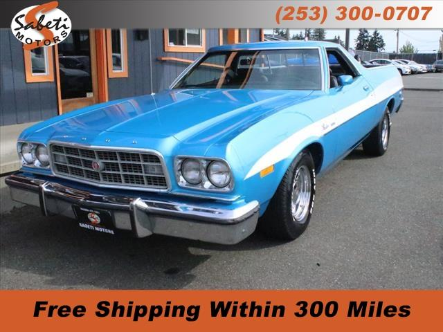 1973 Ford Ranchero (CC-1345689) for sale in Tacoma, Washington
