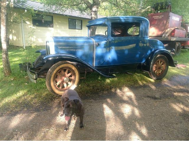 1929 Pontiac 2-Dr Coupe (CC-1345705) for sale in Junction City, Oregon