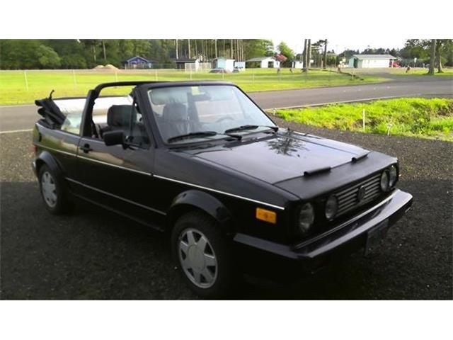 1989 Volkswagen Cabriolet (CC-1345712) for sale in Ocean Shores, Washington