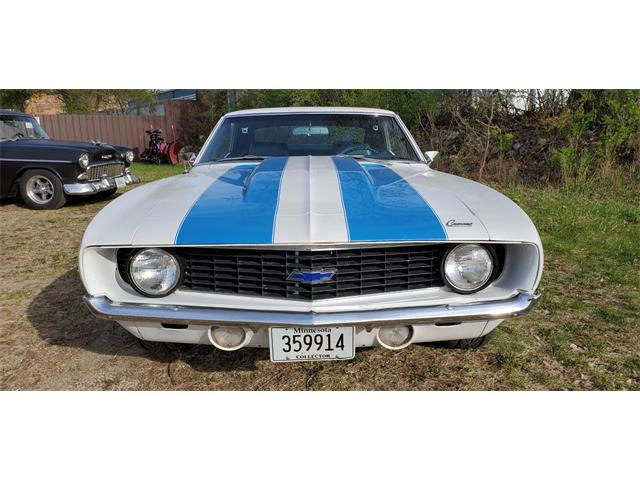 1969 Chevrolet Camaro (CC-1345715) for sale in Annandale, Minnesota