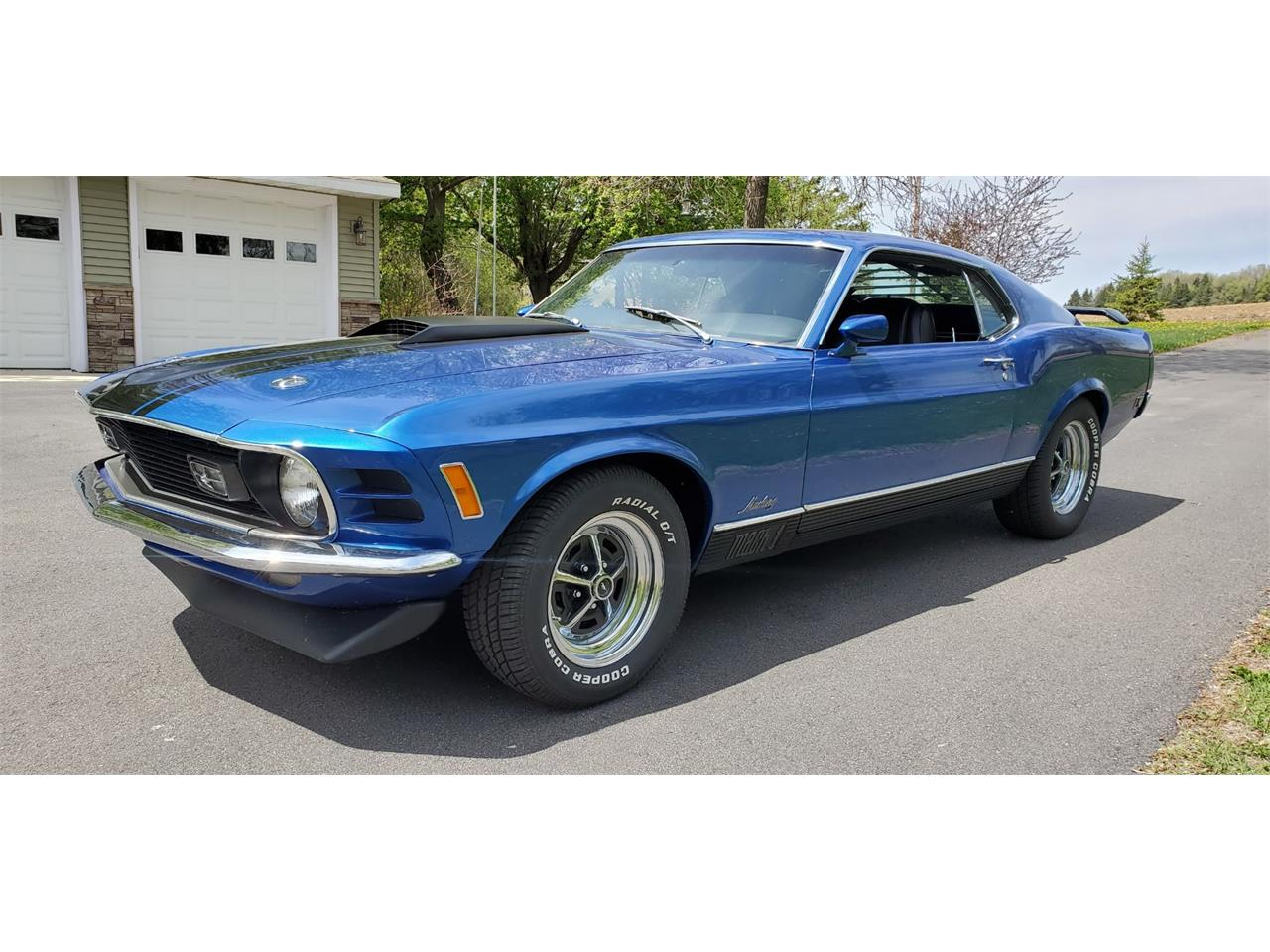 1970 Ford Mustang Mach 1 (CC-1345717) for sale in Annandale, Minnesota