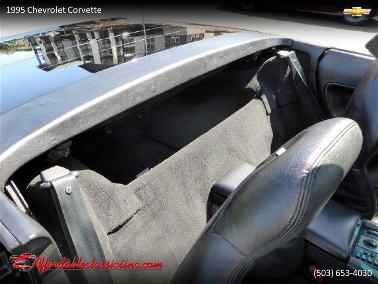 1995 Chevrolet Corvette (CC-1345726) for sale in Gladstone, Oregon