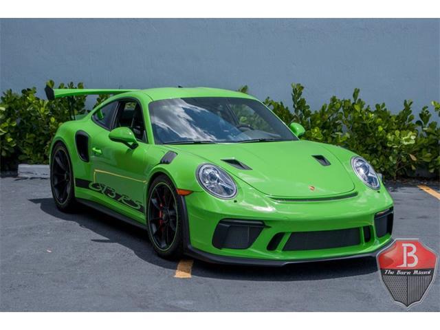 2019 Porsche GT3 (CC-1345736) for sale in Miami, Florida