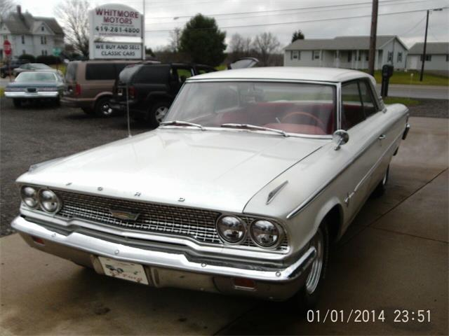 1963 Ford Galaxie (CC-1345793) for sale in Ashland, Ohio