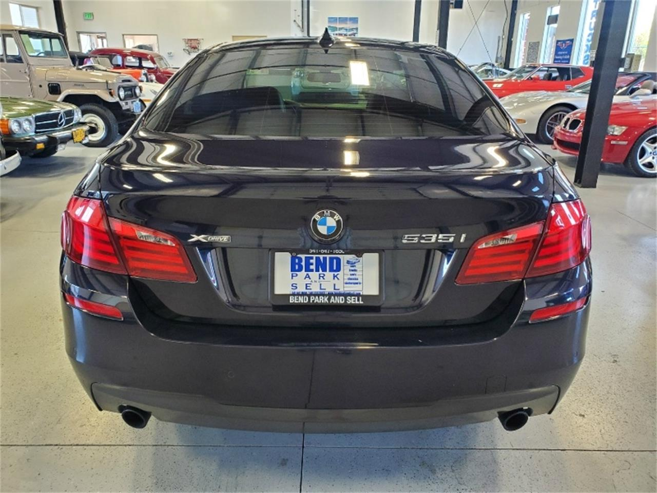 2013 BMW 5 Series (CC-1345801) for sale in Bend, Oregon