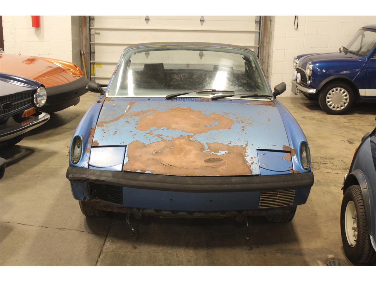 1974 Porsche 914 (CC-1345812) for sale in Cleveland, Ohio