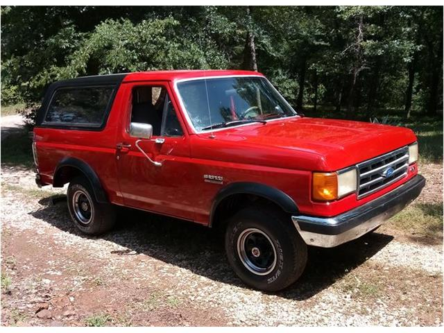 1984 Ford Bronco (CC-1345828) for sale in RUSK, Texas