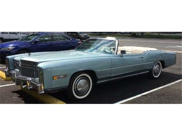 1976 Cadillac Eldorado (CC-1345829) for sale in Midlothian, Texas