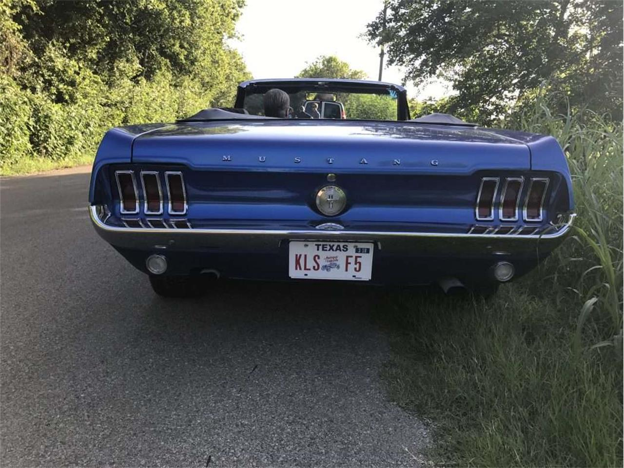 1967 Ford 1 Ton Flatbed (CC-1345861) for sale in Midlothian, Texas