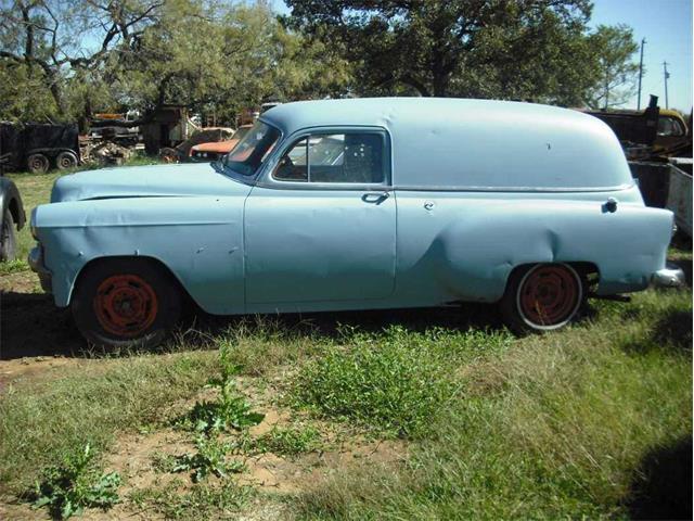1953 Chevrolet Sedan Delivery (CC-1345863) for sale in Midlothian, Texas