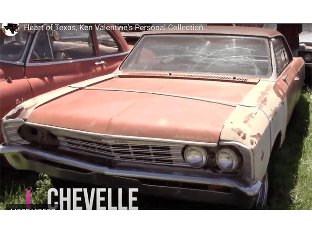 1967 Chevrolet Chevelle (CC-1345877) for sale in Midlothian, Texas