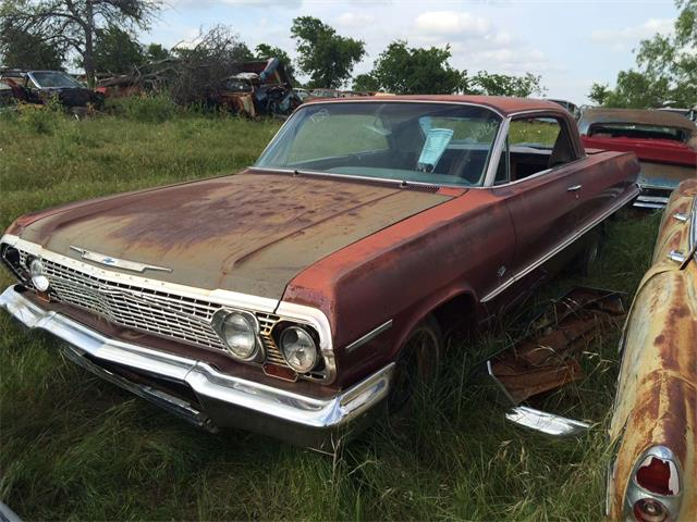 1963 Chevrolet Impala SS (CC-1345878) for sale in Midlothian, Texas