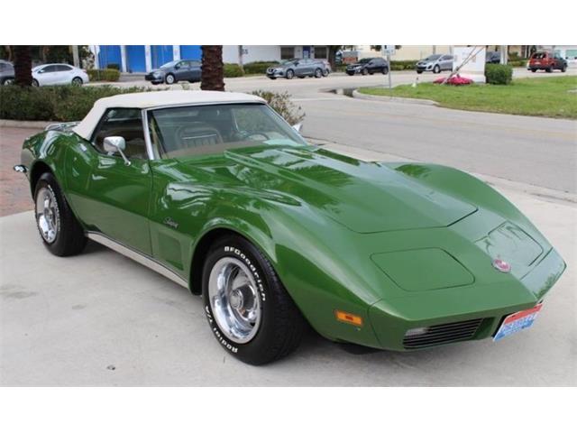 1973 Chevrolet Corvette (CC-1345909) for sale in Punta Gorda, Florida