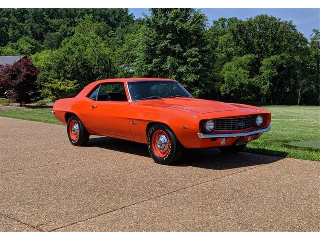 1969 Chevrolet Camaro (CC-1345916) for sale in Punta Gorda, Florida