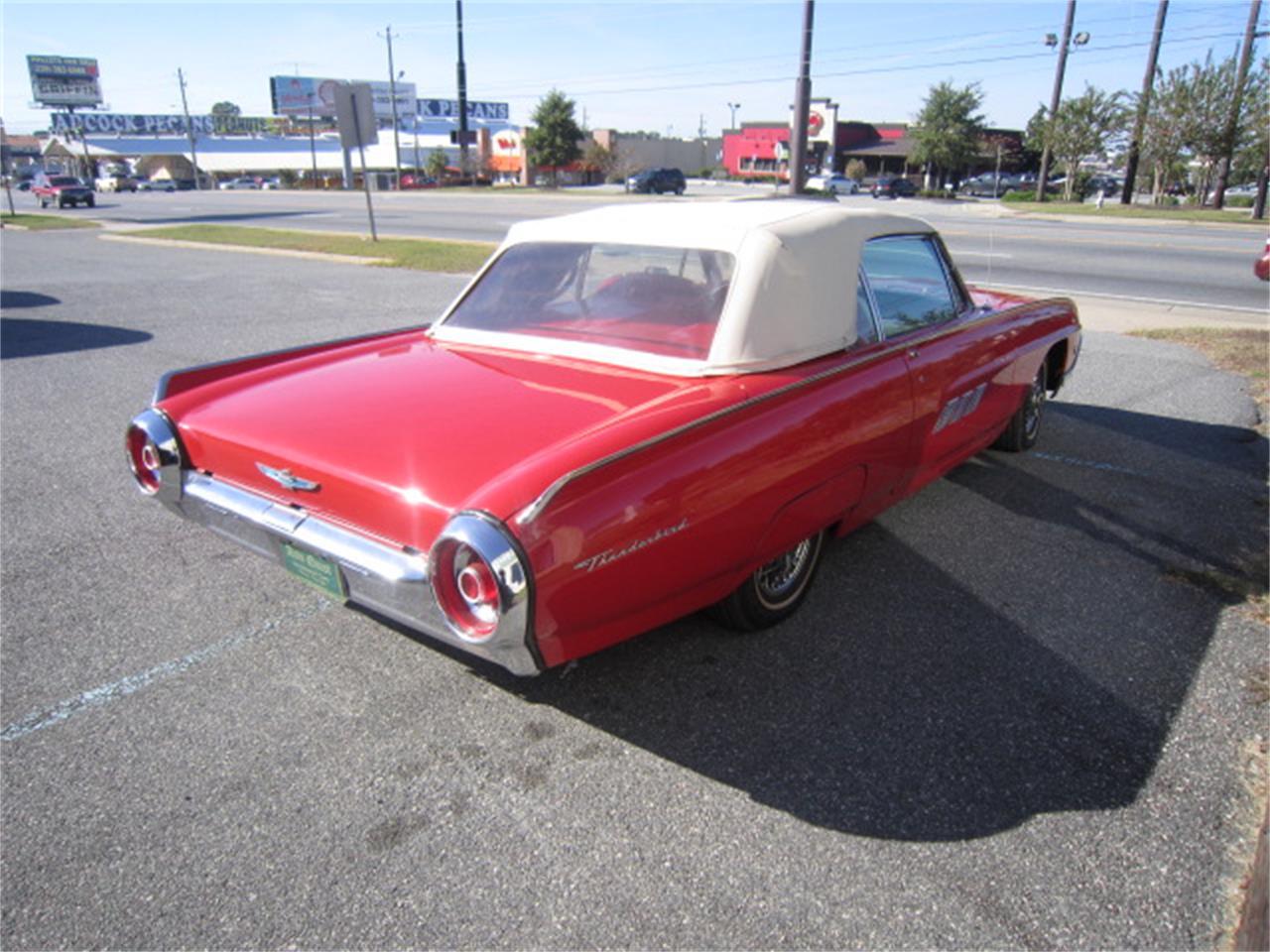 1963 Ford Thunderbird (CC-1345928) for sale in Tifton, Georgia