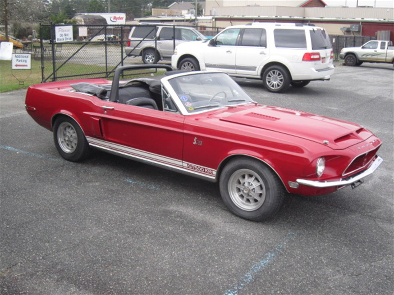 1968 Shelby GT500 (CC-1345930) for sale in Tifton, Georgia