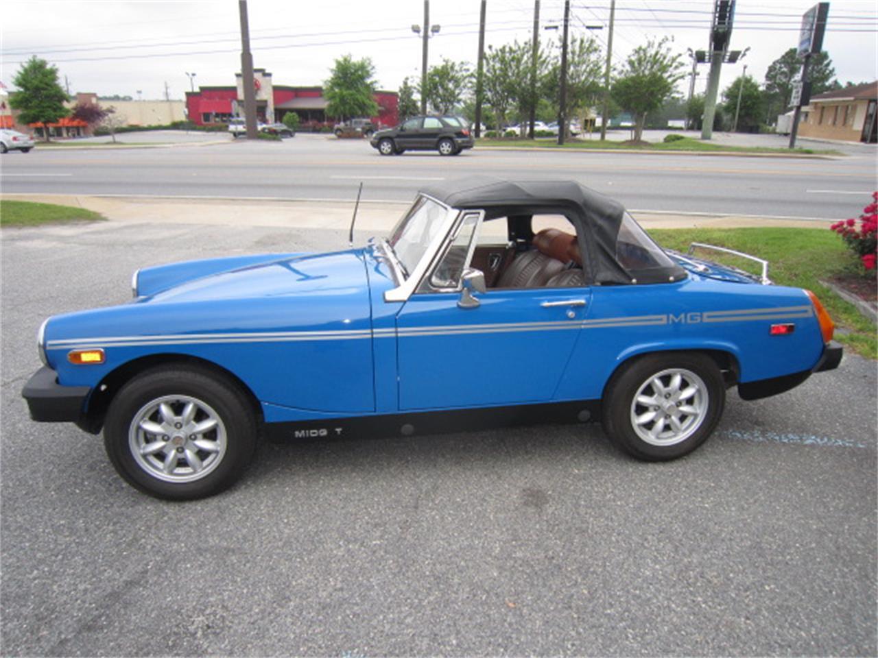 1976 MG Midget Mark IV (CC-1345932) for sale in Tifton, Georgia