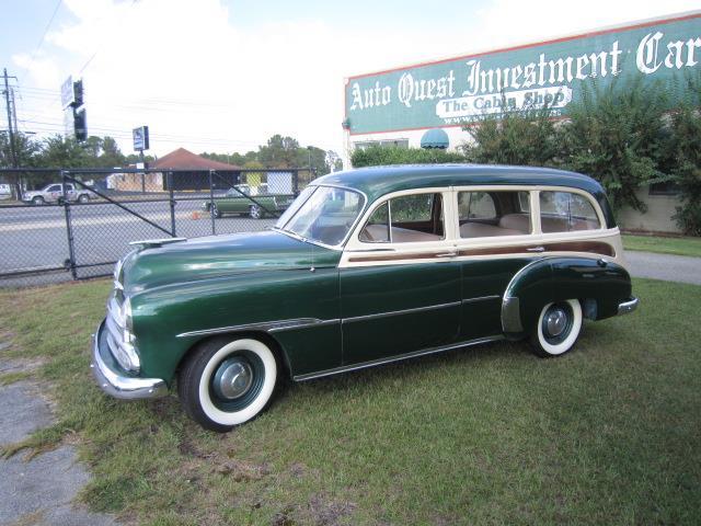 1951 Chevrolet Woody Wagon (CC-1345939) for sale in Tifton, Georgia