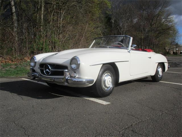 1960 Mercedes-Benz 190SL (CC-1345947) for sale in Wallingford, Connecticut