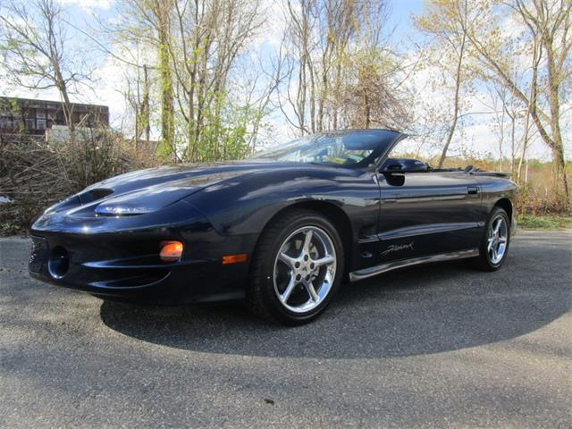 2002 Pontiac Firebird Trans Am Firehawk (CC-1345950) for sale in Waterbury, Connecticut