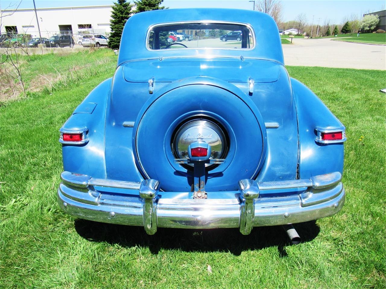 1948 Lincoln Continental (CC-1345955) for sale in Grand Rapids, Michigan